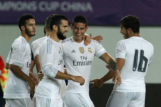 El 'nuevo' Madrid de Benítez cierra su exitosa gira de pretemporada ante un Milan venido a menos