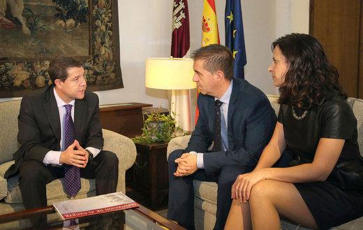 El Gobierno regional y la Diputación de Albacete establecen una estrategia común de apoyo al mundo rural