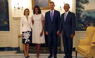 Obama pide una España 'fuerte y unida' en su reunión con Felipe VI en la Casa Blanca