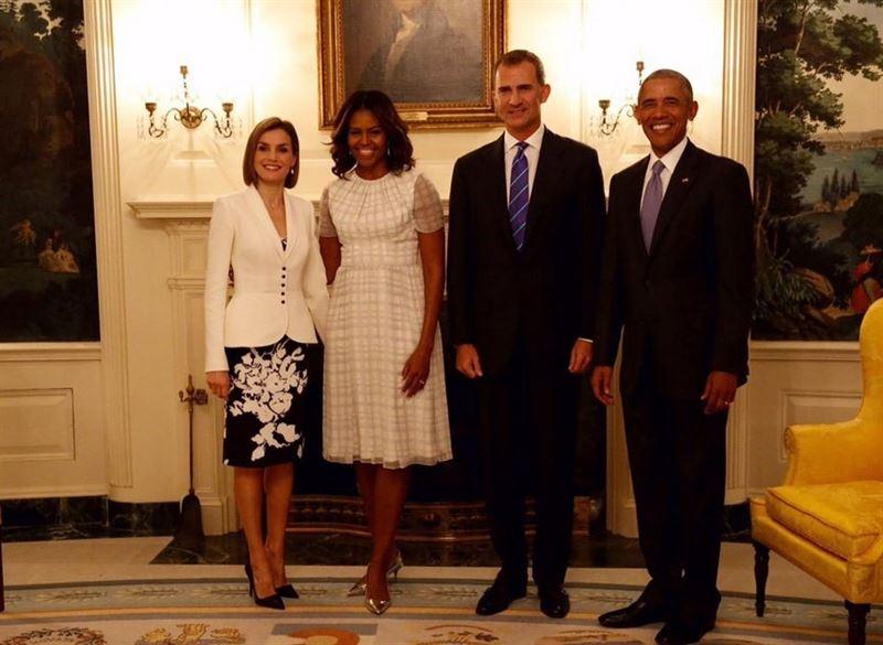 Obama pide una España