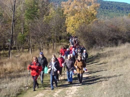 Las Rutas Senderistas del Programa 'Mayores en Forma' en Albacete contarán con la participación de 500 personas