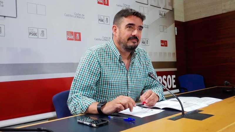 Rafael Esteban. Fuente PSOE-CLM