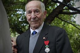 Rafael Sánchez, almeriense y caballero de la Legión de Honor