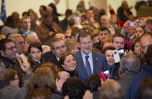 Rajoy reafirma su defensa de las diputaciones que quieren suprimir Ciudadanos y UPyD