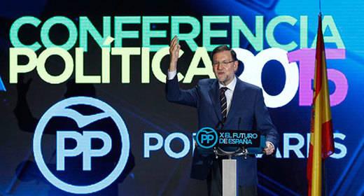 >> El PP apuesta por copiar modelo griego y primar con escaños al partido que gane las generales para asegurar la gobernabilidad