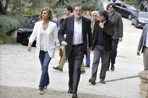 El PSOE acusa a los populares de saltarse las normas de tráfico en su 'macro acto' de Toledo