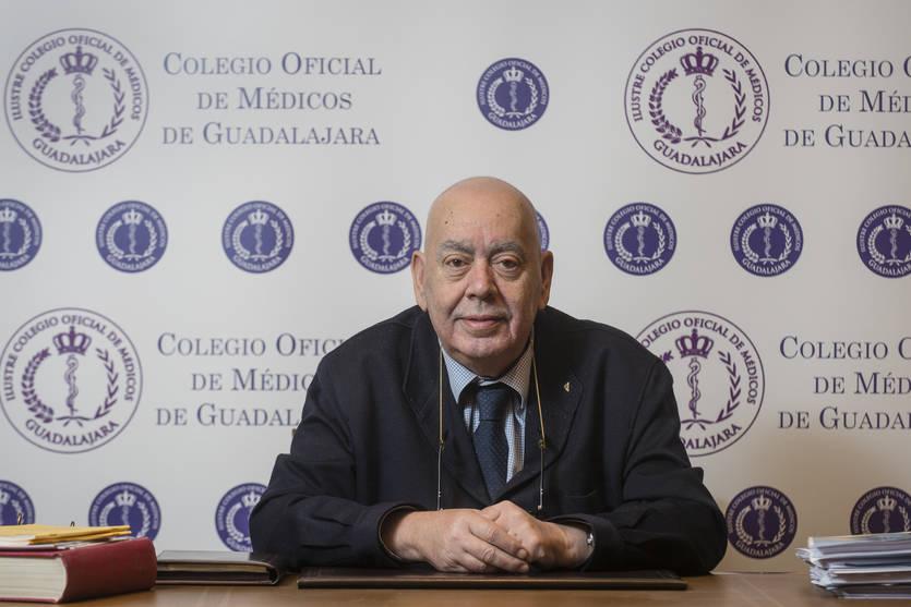 Fallece el presidente del Colegio de Médicos de Guadalajara