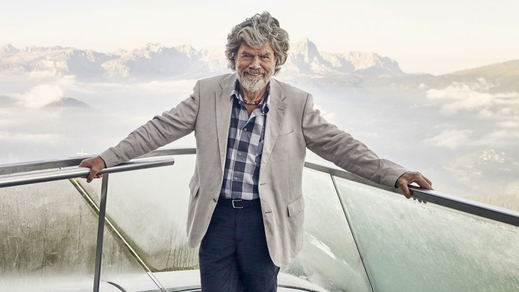 Los alpinistas Reinhold Messner y Krzysztof Wielicki, Premio Princesa de Asturias de los Deportes
