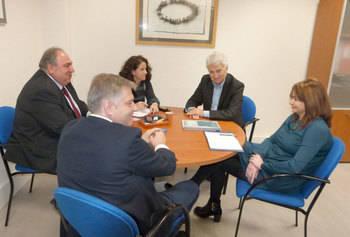 La reunión PP-CCOO saca a relucir el desencuentro de los últimos cuatro años