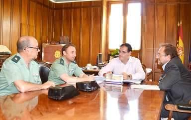 Firma del convenio. Fuente: Diputación de Cuenca