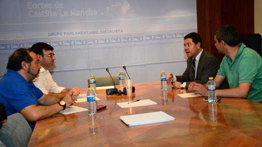 IU 'sumará' en la modificación de la Ley Electoral que impulsará García-Page