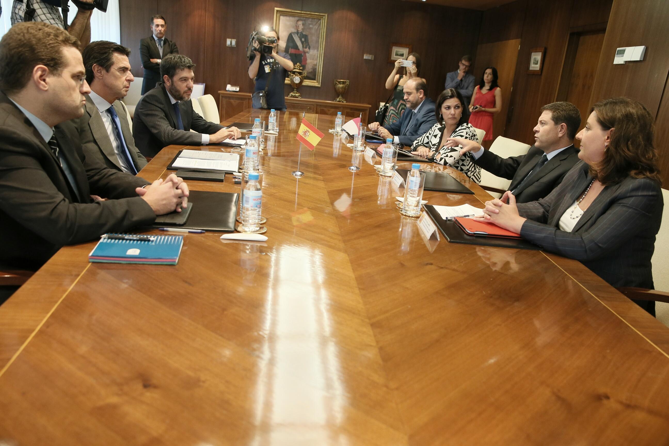 El ministro de Industria plantea ahora entre 15 y 20 millones anuales para Elcogas