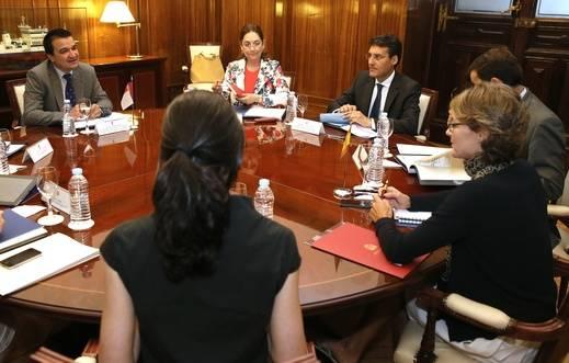 Castilla-La Mancha pide la prórroga del Plan Especial del Alto Guadiana