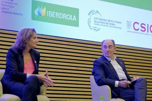 Ignacio Galán (Iberdrola) llama a cumplir con la Agenda 2030 de Naciones Unidas