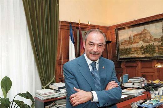El exalcalde de Talavera asume la Presidencia del Consejo de Administración de la RadioTelevisión de Castilla- La Mancha
