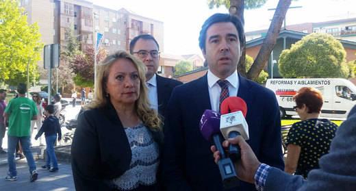 El PP-CLM tilda a García-Page de