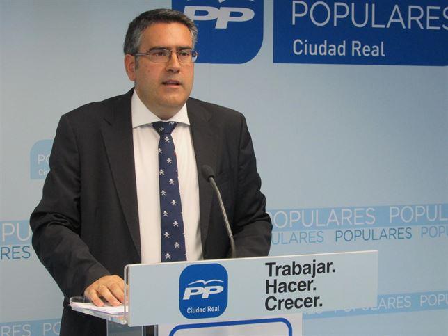 El PP da por 'hecho' el pacto PSOE-Ganemos en Ciudad Real capital