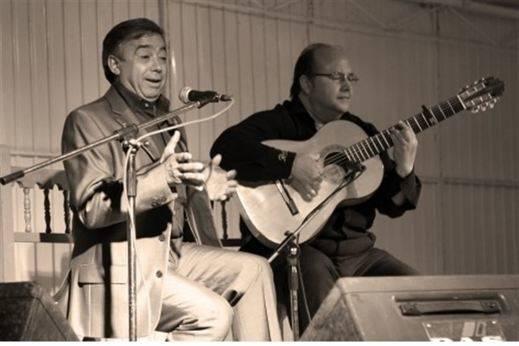 El ciudadrealeño Roque Barato, finalista del Festival de Cante de Lo Ferro