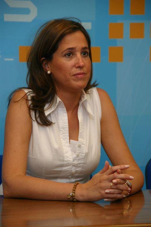 El indefinido futuro político de Rosa Romero