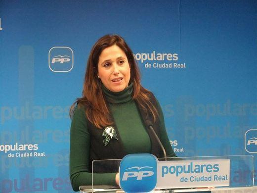 Rosa Romero confía en que el PP obtenga tres escaños al Congreso en Ciudad Real