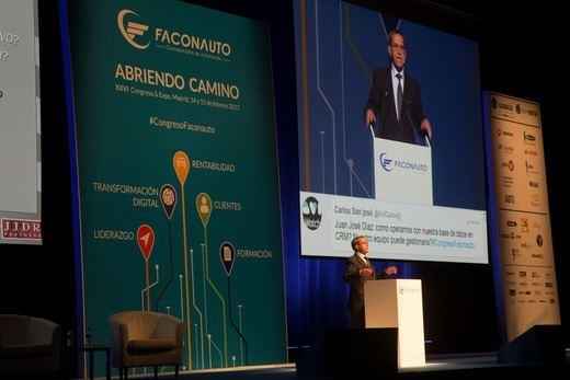 MadridAuto con el XXVII Congreso & Expo de Faconauto