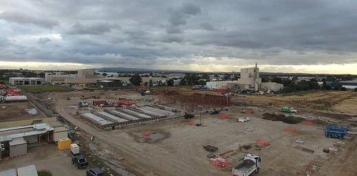 Sacyr cierra con CEFC la financiación de la planta de tratamiento de residuos de Melbourne, Australia