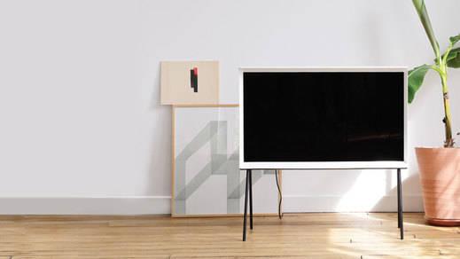 SERIF TV el nuevo televisor de diseño de la coreana Samsung
