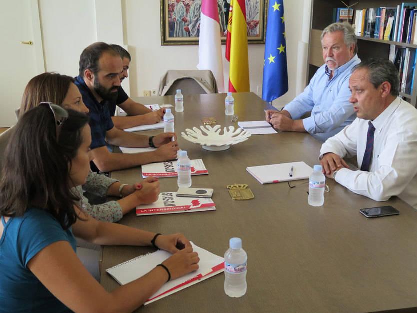 STAS pide a la Junta que 'pase a los hechos' con los empleados públicos de Castilla-La Mancha