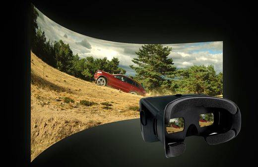 Mercedes-Benz invita a probar sus nuevos SUV a través de la realidad virtual