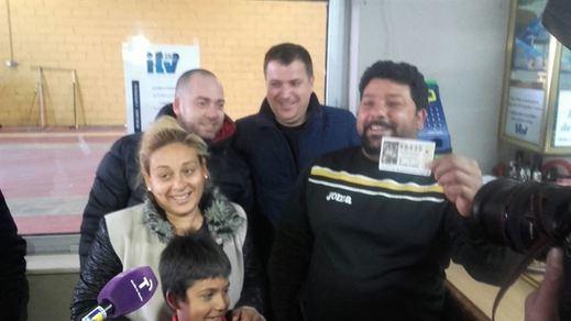 Una familia de Cebolla (Toledo) tenía 7 décimos del 59.435 con el quinto premio: