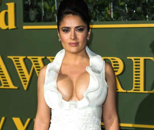 Firmly convinced, Salma hayek desnuda interesting idea