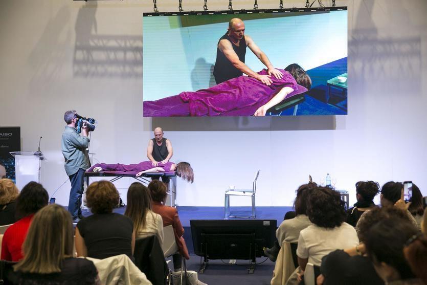 Salón Look 2020 acogerá la VI edición de Masajes del Mundo