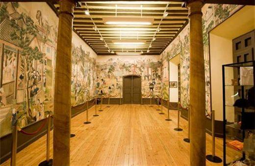 El Salón Chino del Palacio de la Cotilla, protagonista en agosto en Guadalajara
