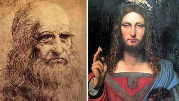 Y la nueva obra de arte más cara del mundo es... 'Salvator Mundi' de Leonardo da Vinci