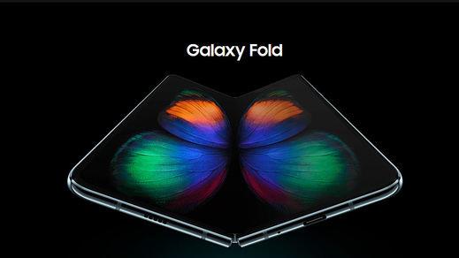 Samsung pospone el lanzamiento estelar del móvil plegable Galaxy Fold por problemas en su pantalla