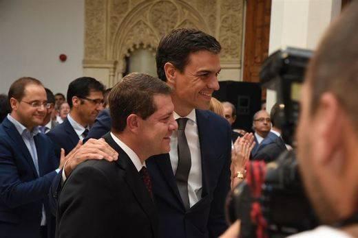 Pedro Sánchez reune este lunes en Sevilla a los nuevos presidentes autonómicos