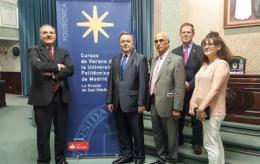 Banco Santander respalda los cursos de Verano de la UPM