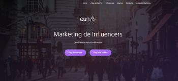 El Marketing de Influencers a través de Cuorb