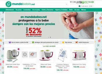 Una Boutique para el bebé: Mundobebes.net