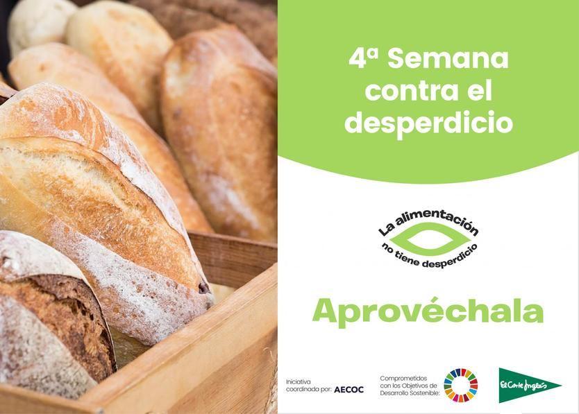 El Corte Inglés evita el desperdicio de 1,7 millones de kilos de alimentos al donarlos a comedores sociales