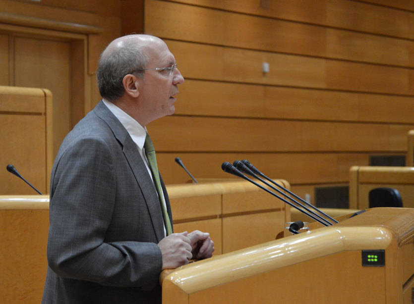El PSOE exige al Gobierno en el Senado que evite el cierre de Elcogas