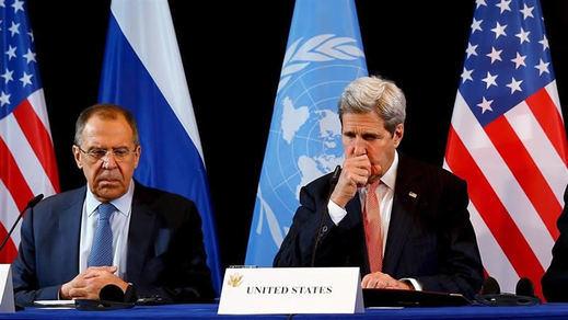 EEUU y Rusia anuncian un plan de alto el fuego en Siria para la entrega de ayuda humanitaria