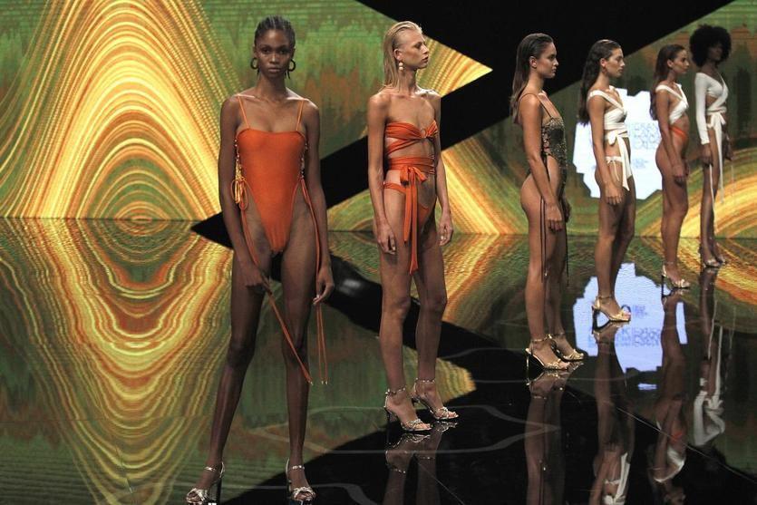 El Cabildo de Gran Canaria e IFEMA se alían para la organización de la Semana de Moda Baño de Gran Canaria Moda Cálida de 2020 a 2023