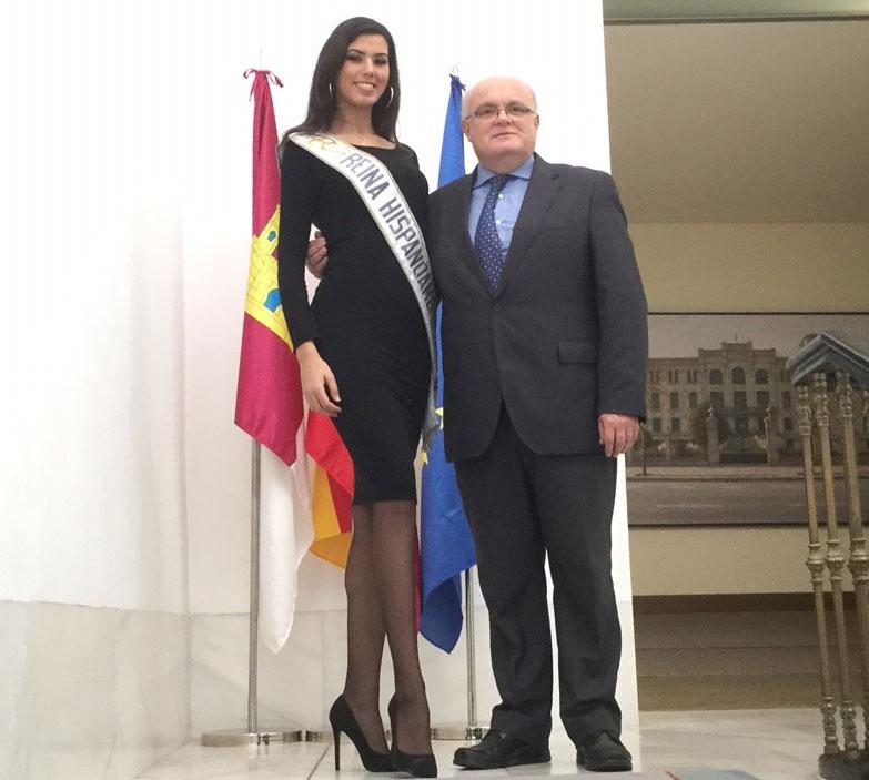 La modelo Sofía del Prado será embajadora de Albacete en la próxima celebración de FITUR