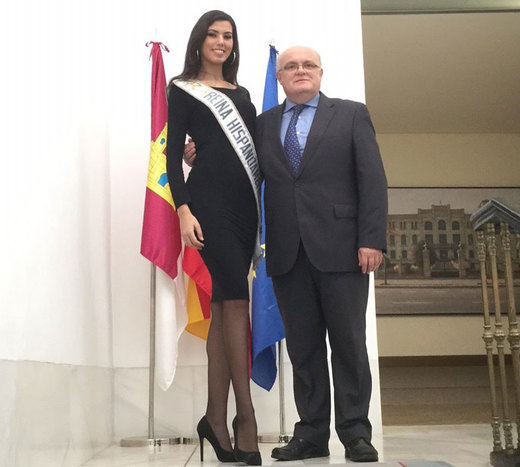 Una albaceteña, nueva Reina Hispanoamericana 2015