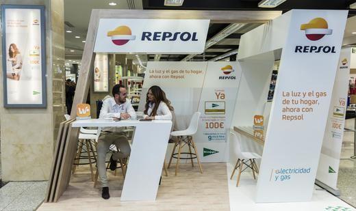 El Corte Inglés amplía los puntos de contratación de electricidad y gas de Repsol