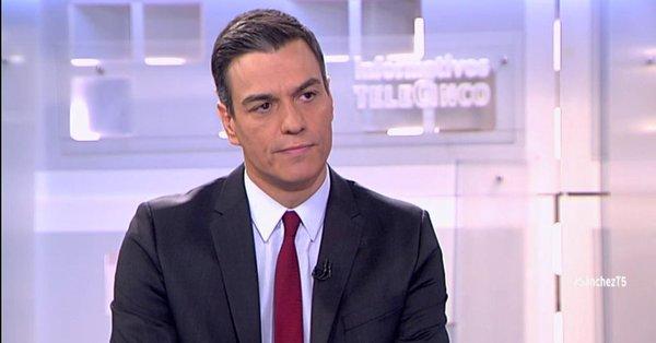 Sánchez endurece su discurso sobre Cataluña ante los reproches: 'No es no: no va a haber independencia'