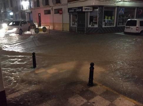 Incidencias en Tarazona, Quintanar del Rey y Madrigueras por las tormentas