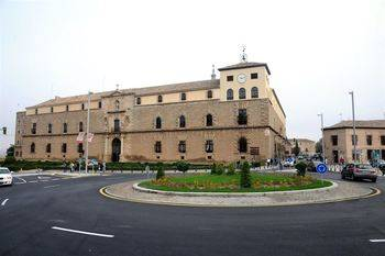 Hospital Tavera, sede de la Sección Nobleza del Archivo Histórico Nacional