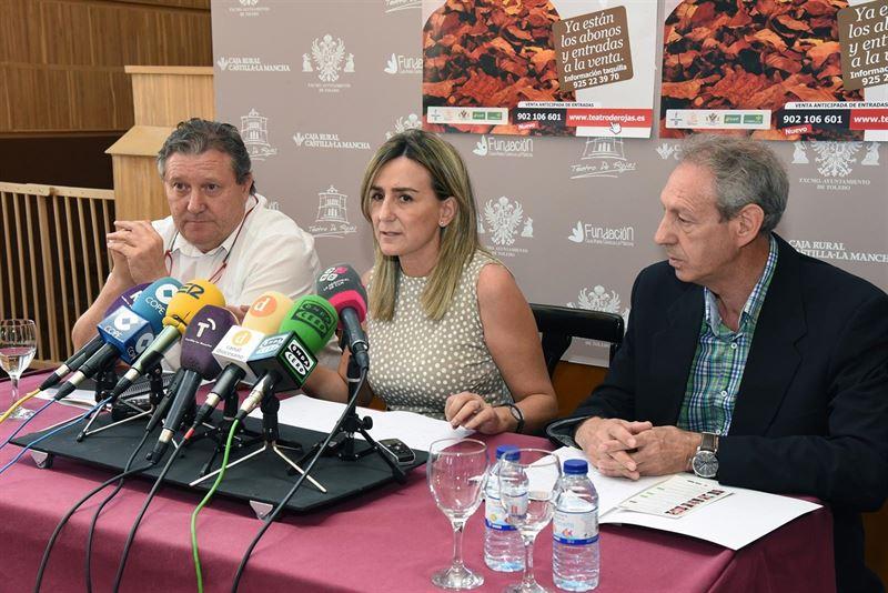 El Teatro de Rojas de Toledo presenta su programación para el otoño